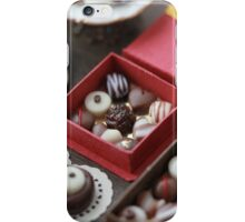 Chocolates for my Sweet iPhone Case/Skin