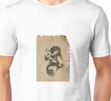Dragon Scroll Unisex T-Shirt