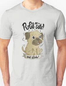 Pugs are cute T-Shirt