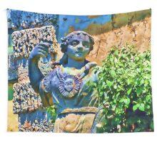 Sun Child Duvet Cover Wall Tapestry
