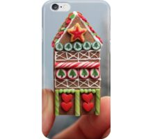 Miniature House iPhone Case/Skin
