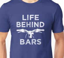 Life Behind Bars Cyclist funny  Unisex T-Shirt