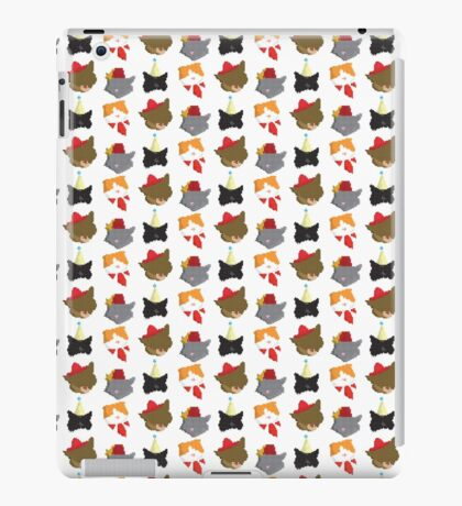 Pixel Cats Collective iPad Case/Skin