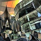 Singapore Gothic (4) by Larry Lingard-Davis