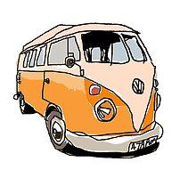 VW The Unassuming by Tiltedgiraffes