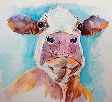 Imperious Cow by Louise Fletcher