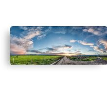 Traralgon Love Canvas Print