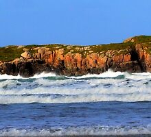 Anagry Beach, Co Donegal. 5 by oulgundog