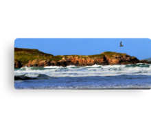 Anagry Beach, Co Donegal. 5 Canvas Print