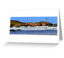 Anagry Beach, Co Donegal. 5 Greeting Card