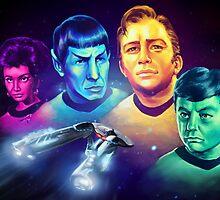 Star Trek Poster by ShelyseR