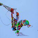 Bermuda Gombey Dancer ..2 by buddybetsy
