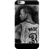 Wade iPhone Case/Skin