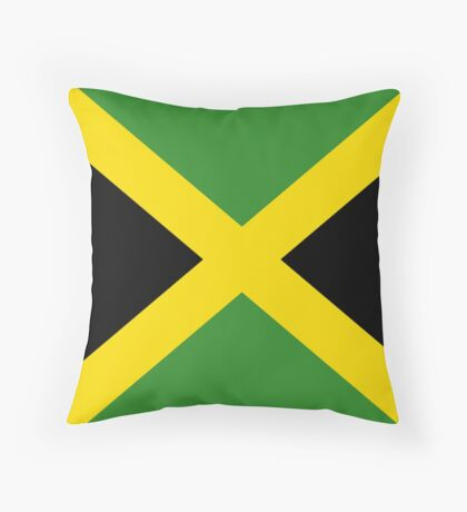 Jamaica Cushion  Throw Pillow
