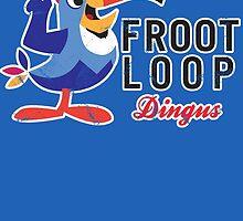 Fruit Loop Dingus by Societee