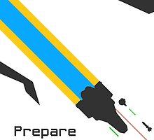 Prepare to jump (Battle) by ewazxde