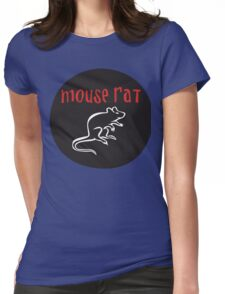Mouse Rat Forever Womens Fitted T-Shirt
