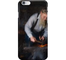 The Blacksmith iPhone Case/Skin