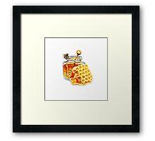 Honey Framed Print
