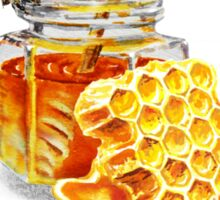 Honey Sticker