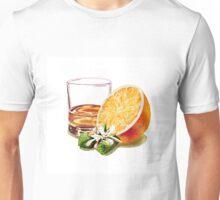 Whiskey Orange Unisex T-Shirt