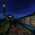 The Night Train by Lea Valley Photographic