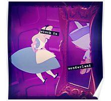 Stuck in Wonderland Poster