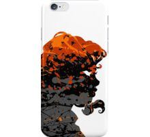"A Splash of Heroism: ""Black Widow"" iPhone Case/Skin"