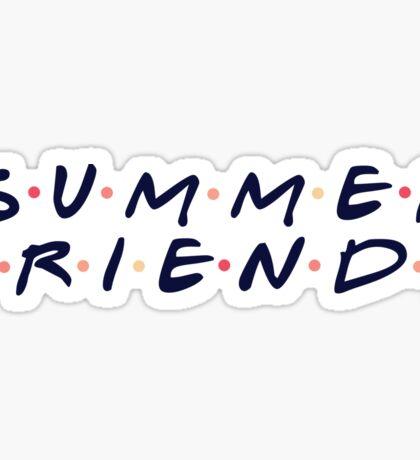 Chance the Rapper - Summer Friends Sticker