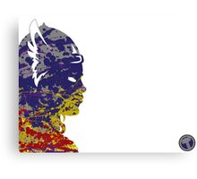 "A Splash of Heroism: ""Thor"" Canvas Print"