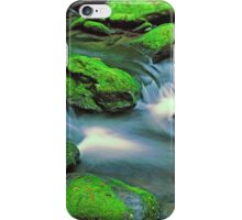 MOSSY BOULDERS iPhone Case/Skin