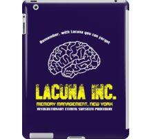 Lacuna Inc.  iPad Case/Skin