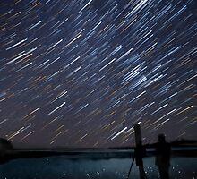 Algonquin Star Trails by faczen