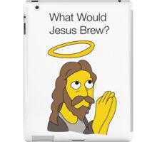 What Would Jesus Brew iPad Case/Skin