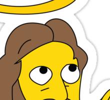 What Would Jesus Brew Sticker