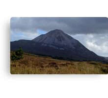 Mount Errigal, Co. Donegal Canvas Print