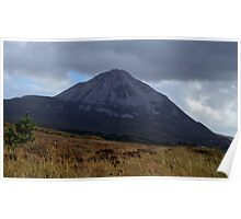 Mount Errigal, Co. Donegal Poster