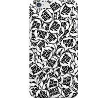 Fuck You iPhone Case/Skin