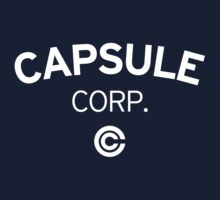 Capsule Corp. by hypetees