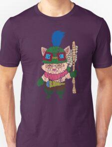 Teemo Typography T-Shirt