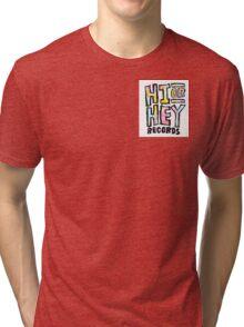 5SOS Logo- Tie Dye Tri-blend T-Shirt
