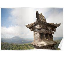 Gunung Batur Poster
