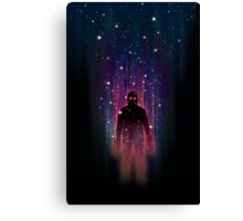 Lord of Stars Canvas Print