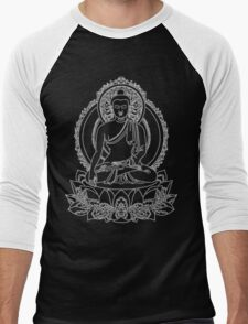 Buddha onyx Men's Baseball ¾ T-Shirt