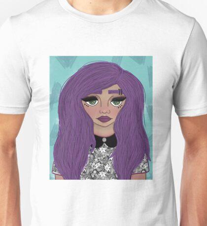 Pastel Girl Unisex T-Shirt