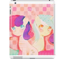 sweets flavor iPad Case/Skin
