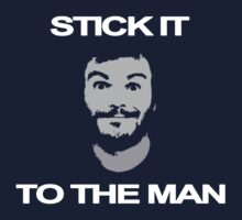 Jack Black, Stick It To The Man Kids Tee
