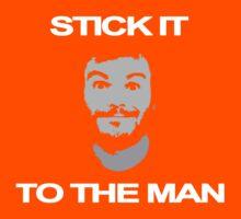 Jack Black, Stick It To The Man Kids Tee