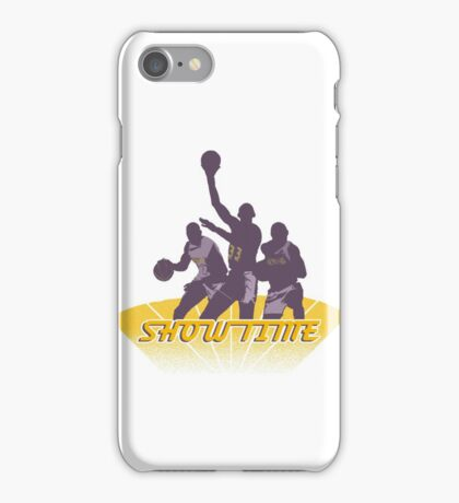 Lakers - Showtime! iPhone Case/Skin