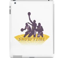 Lakers - Showtime! iPad Case/Skin